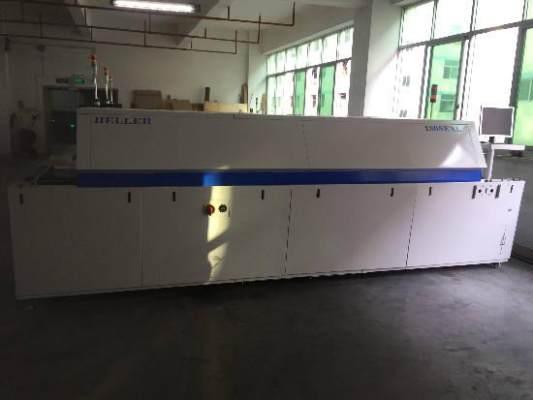 HELLER 台式回流焊炉 1808exl