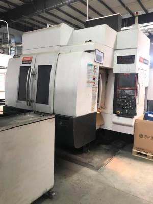 日本马扎克 五轴联动加工中心 630-5XII