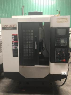丽伟 钻攻中心 TV-510
