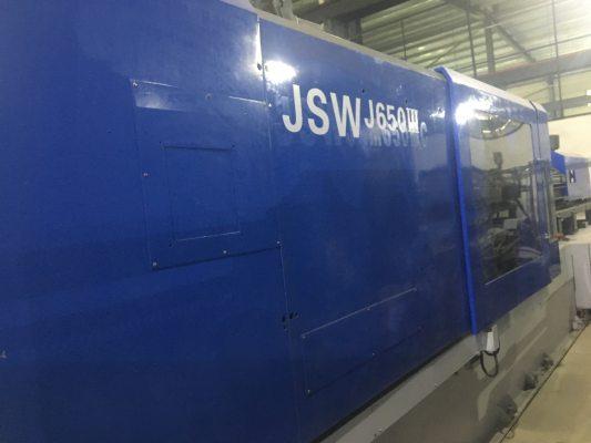 日钢 卧式注塑机 JSWj650III