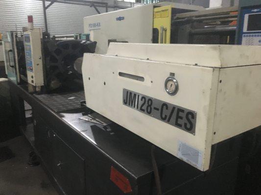 震雄 卧式注塑机 JM128-C/ES