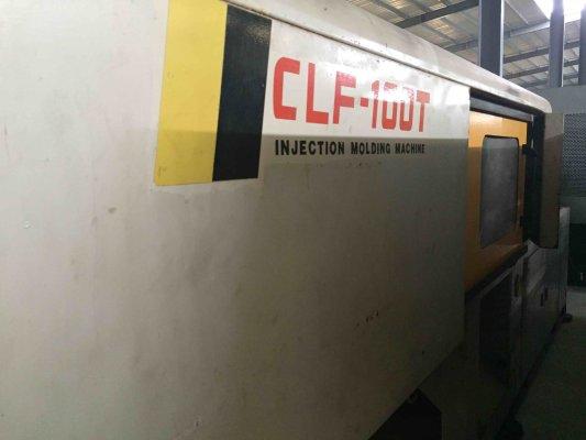 全力发 卧式注塑机 CLF-100T