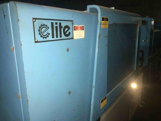 亿利达 卧式注塑机 EH120A