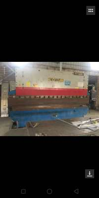 中威重工 液压剪板机 WC67Y-125/4000