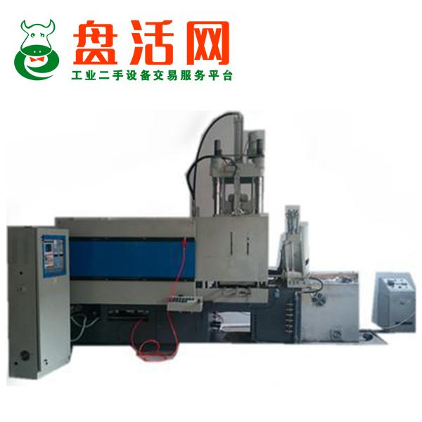 二手立式压铸机设备在压射过程中压力转折是怎样的?