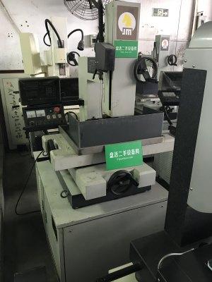 苏州金马 细孔放电机 DD-730