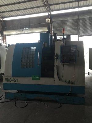 国产盛鸿立式加工中心VMC850