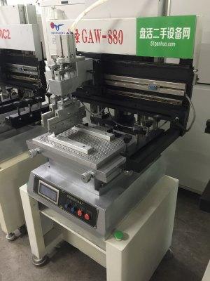 东胜 半自动锡膏印刷机 gaw-880