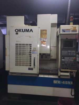 大隈 立式加工中心 MX45VA