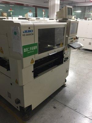 JUKI 高速贴片机 KE-2050CM