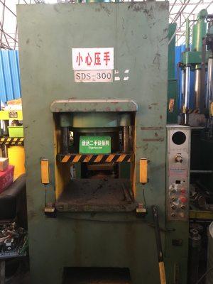 三腾 单柱式油压机 SDS-300