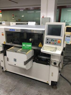 日本JUKI高速贴片机FX1