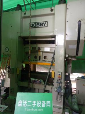 DOBBY 高速冲床 EH-125-L