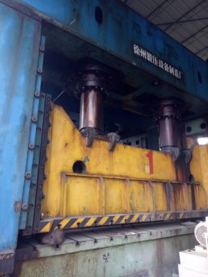 徐州机床 框架式油压机 YX27-6300