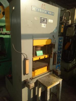 广东机床 框架式油压机 YA34-100