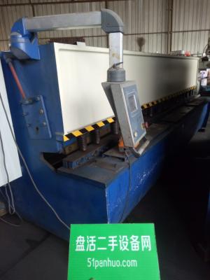 龙威机床 数控剪板机 QC12K-4X4000