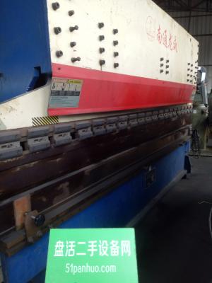龙威 液压折弯机 WC67YL100/4000