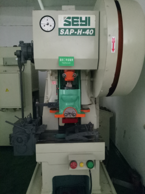 协易机床 高速冲床 SAP-H-40