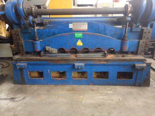 力锋机床 液压剪板机 Q11-6X2500