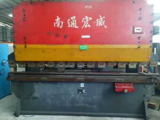南通机床 液压折弯机 WC67Y-100T-3200