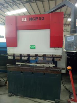 恒辉机床 数控折弯机 NCF50-15-DNC60