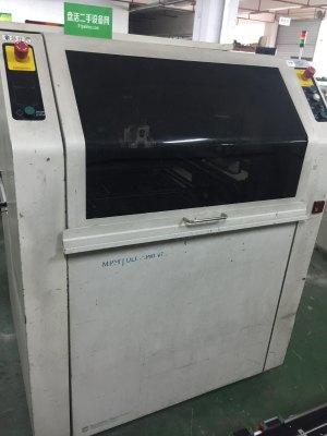英国MPM全自动锡膏印刷机UP2000Hie