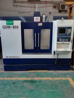 光大数控 立式加工中心 GDM-850