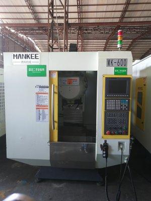 明科 钻攻中心 MK-600