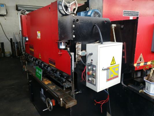 易达 液压折弯机 WC67Y-30/1600