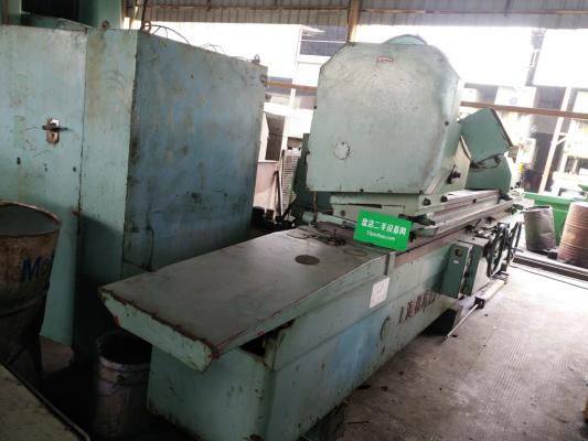 上海机床 轧辊磨床 MQ8450A