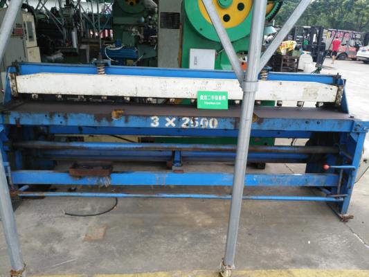 澍鑫机床 液压剪板机 Q11-2011X3