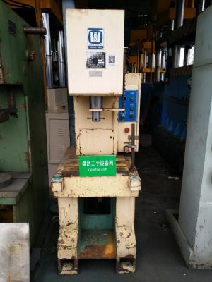 广东机床 单柱式油压机 YP-10LH
