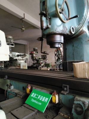 上海机床 立式铣床 XA53K