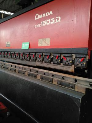 MADA 数控剪板机 FBD1530F