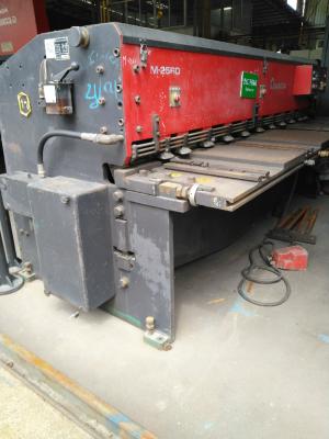 MADA 数控剪板机 M2560