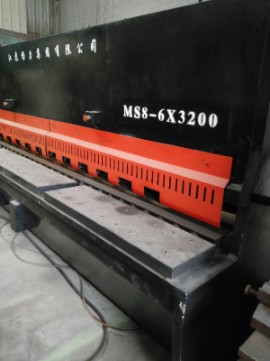 扬力 数控剪板机 MS8-6X3200