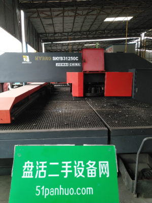 捷迈机械 数控冲床 SKYB31250C