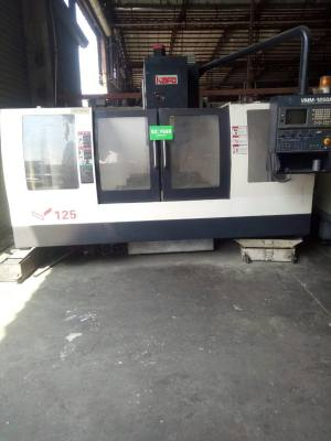 高峰 立式加工中心 VMM-1250