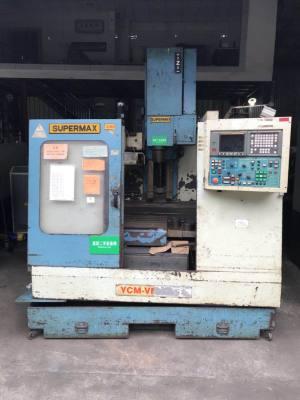 SUPEMAX 立式加工中心 YCM-VMC65A
