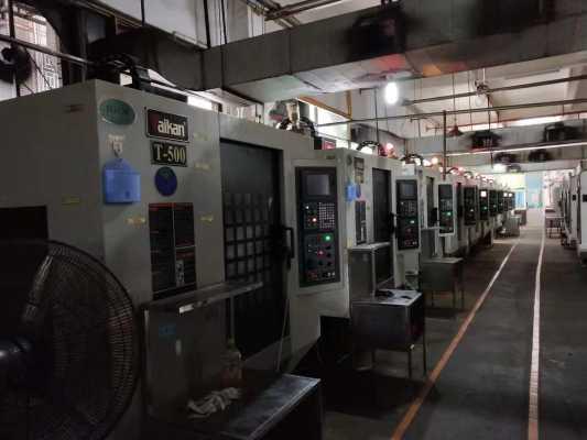 工厂台群T500钻攻中心