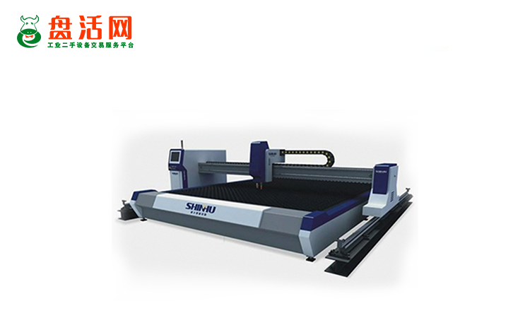 二手激光切割机转让,切割机调高的方式有几种?