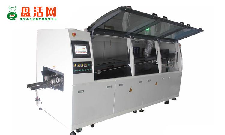 二手选择性波峰焊回收,选择性波峰焊波峰焊喷涂系统有哪些技术要点?